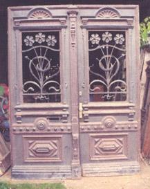 Antike türen  Antike Haustür